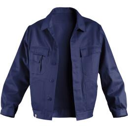 Kübler Jacke hydronblau 100%Baumwolle