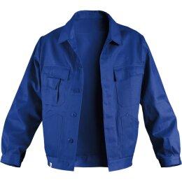 Kübler Jacke kornblau 100%Baumwolle