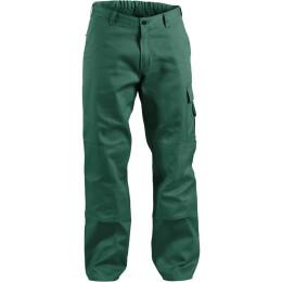 SIOEN Bundhose grün 100%Baumwolle