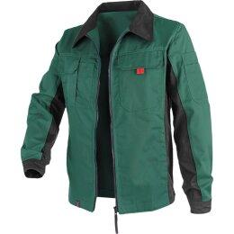 Kübler Jacke grün/schwarz...