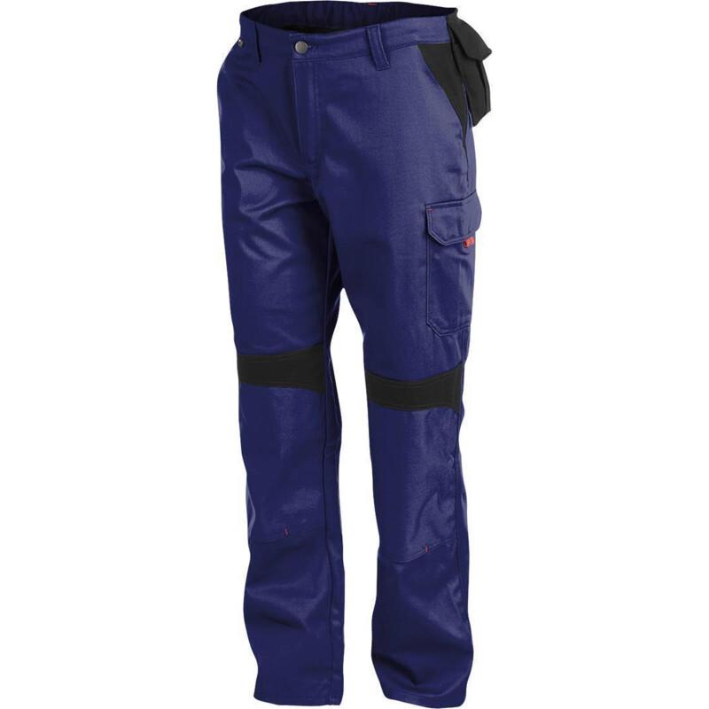 SIOEN Bundhose marine/schwarz 65%Polyester/35%Baumwolle