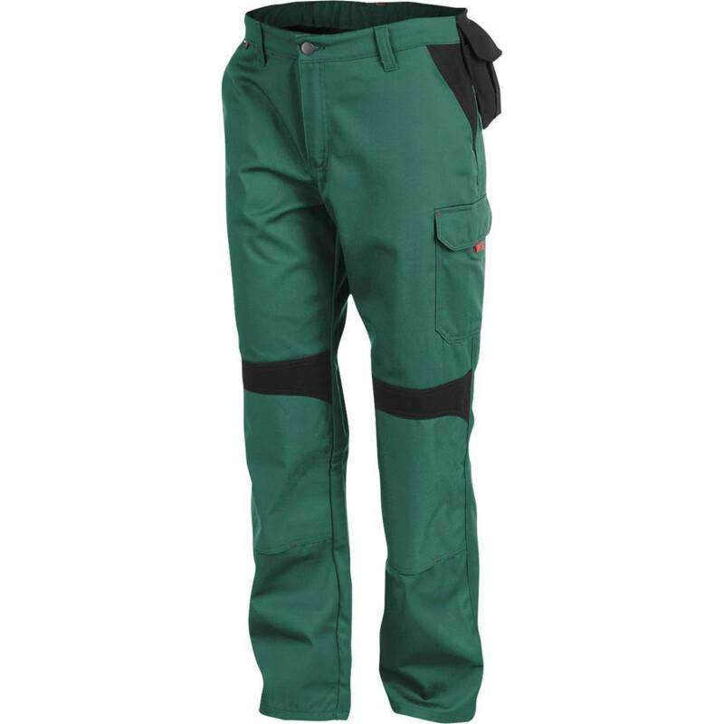 SIOEN Bundhose grün/schwarz 65%Polyester/35%Baumwolle