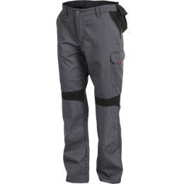 Bundhose anthrazit/schwarz 65%Polyester/35%Baumwolle