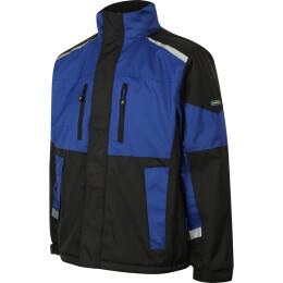 Goodyear Arbeitsjacke schwarz/blau
