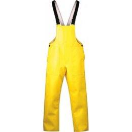 Winterbaulatzhose gelb PU nach DIN