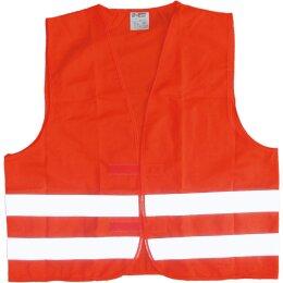 OSKAR Warnweste orange EN 20471 Klasse 2