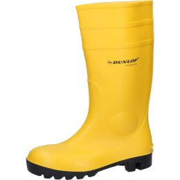 Dunlop Stiefel Protomaster gelb S5