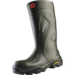 Dunlop Purofort+ Outlander Gummistiefel grün S5