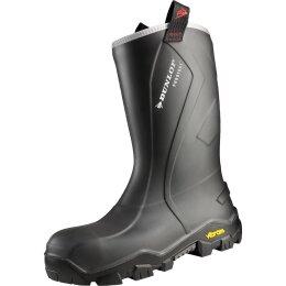 Dunlop Purofort+ Reliance Gummistiefel grau S5