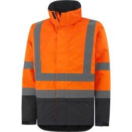 HH Alta Warnschutzjacke orange