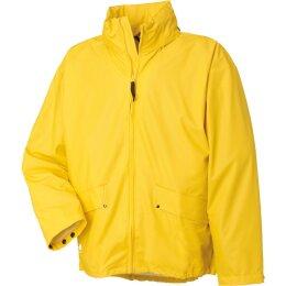 HH Voss Regenjacke gelb