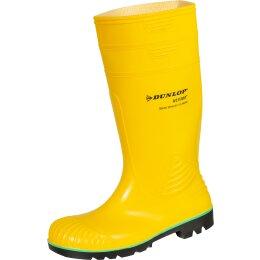Dunlop Acifort gelb S5 Chemical Range