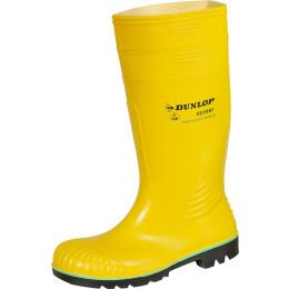 Dunlop Acifort gelb S5 ESD Chem. Range
