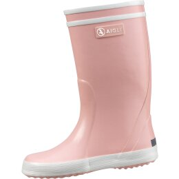 Aigle Lolly-Pop Stiefel rosa/weiß
