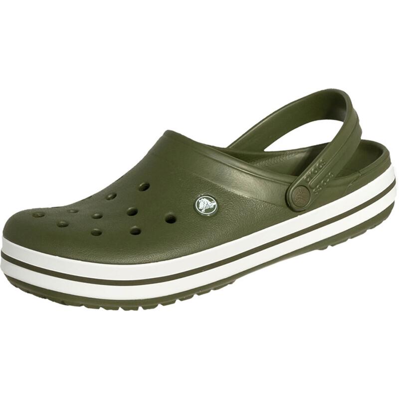 Crocsband oliv
